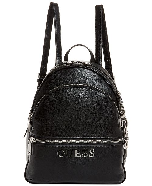 7c0ad1837e GUESS Manhattan Backpack   Reviews - Handbags   Accessories ...