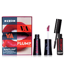 Receive a Free 2-Pc. Gift with any $50 Buxom Cosmetics purchase