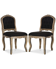 Sanda Dining Chair (Set Of 2), Quick Ship