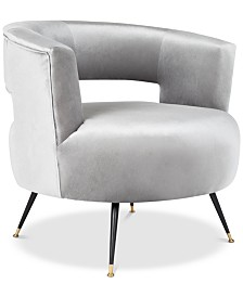 Kortnee Accent Chair, Quick Ship