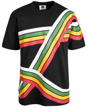 Lrg Men's Rainbow Stripe...