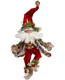 Father Christmas Fairy Small Figurine