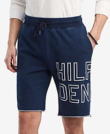 "Tommy Hilfiger Denim Men's Graphic-Print 7"" Shorts, Created for Macy's"