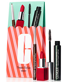 Clinique 3-Pc. Treats To Go Set - Cherry