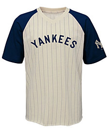 Outerstuff New York Yankees Game Tradition T-Shirt, Big Boys (8-20)