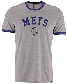'47 Brand Men's New York Mets Capital Ringer T-Shirt
