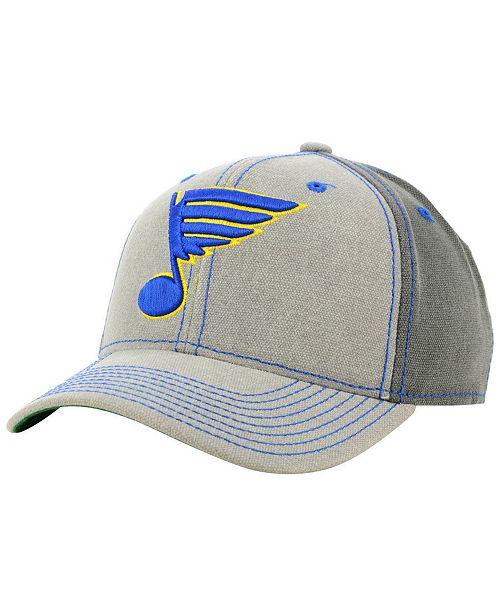 f5c99971e3f CCM St. Louis Blues Dive Adjustable Cap - Sports Fan Shop By Lids ...