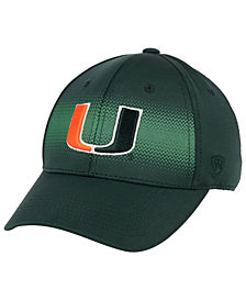 Top of the World Miami Hurricanes Life Stretch Cap