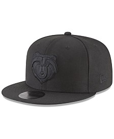 New Era Memphis Grizzlies Blackout 59FIFTY Fitted Cap