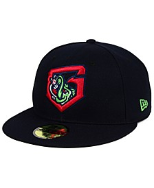 Gwinnett Stripers AC 59FIFTY FITTED Cap