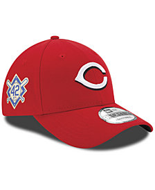 New Era Cincinnati Reds Jackie Robinson Collection 9FORTY Cap