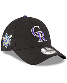 New Era Colorado Rockies Jackie Robinson Collection 9FORTY Cap