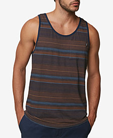 O'Neill Men's Stavros Stripe Pocket Tank