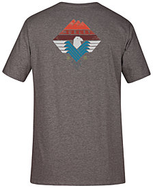 Hurley Men's Surfin Bird Graphic-Print T-Shirt