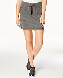 Ideology Heathered Skirt, Created for Macy's