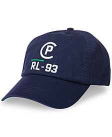 Polo Ralph Lauren Men's Twill CP-93 Baseball Cap