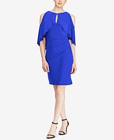 Lauren Ralph Lauren Jersey Crepe Dress