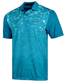 Greg Norman for Tasso Elba Men's Glacier Printed Polo, Created for Macy's