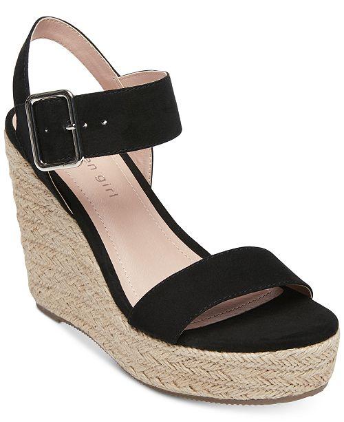e5b9a1dd153 Madden Girl Vail Espadrille Wedge Sandals   Reviews - Sandals   Flip ...