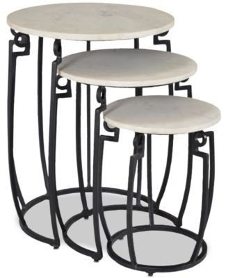 Ponga 3-Pc. Nesting Table Set