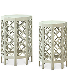 Freeport 2-Pc. Nesting Table Set, Quick Ship