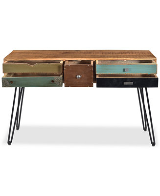 Coast To Coast Brisbane Console Table Quick Ship