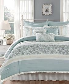 Dawn 9-Pc. King Comforter Set