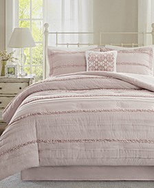 Celeste 5-Pc. California King Comforter Set