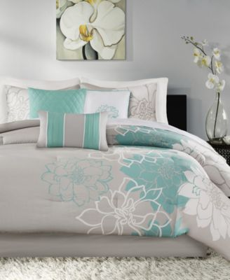 Lola 7-Pc. Queen Comforter Set
