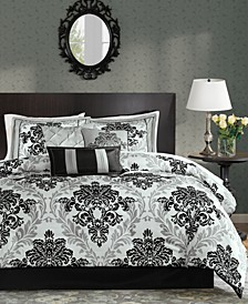 Bella 7-Pc. Queen Comforter Set