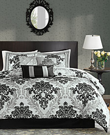 Madison Park Bella 7-Pc. Queen Comforter Set