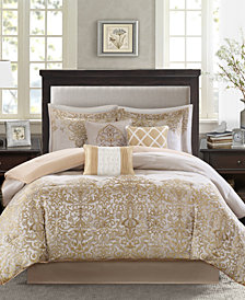 Madison Park Vanessa 7-Pc. King Comforter Set