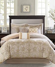 Madison Park Vanessa 7-Pc. California King Comforter Set