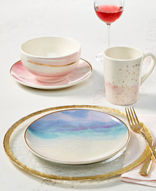 CLOSEOUT! Spring Soiree Dinnerware Collection, Created for Macy's