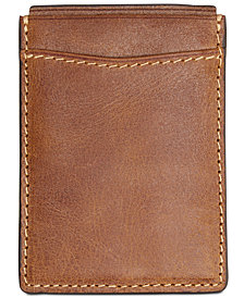 Patricia Nash Men's Magnetic Money Clip Wallet