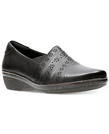Clarks Collection Women's Everlay Uma Flats