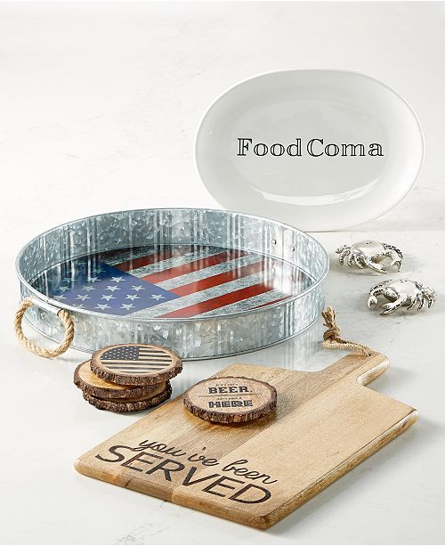 Thirstystone CLOSEOUT! BBQ Serveware Collection