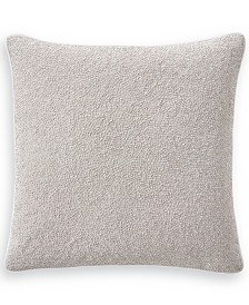 """Hotel Collection Interlattice Beaded 20"""" Square Decorative Pillow, Created for Macy's"""