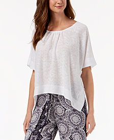 Style & Co Poncho Top, Created for Macy's