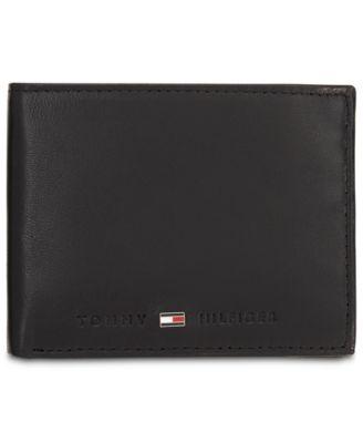niedriger Preis heiß-verkauf freiheit Einkaufen Men's Brax Leather Traveler Wallet