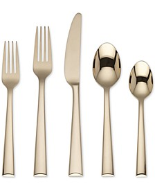 Colebrook Champagne 5-Pc. Flatware Place Setting