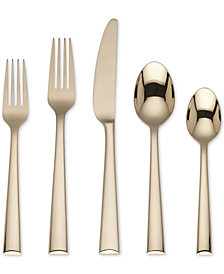 Lenox Colebrook Champagne 5-Pc. Flatware Place Setting