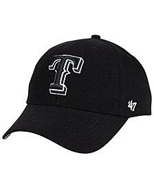 '47 Brand Texas Rangers Curved MVP Cap