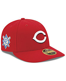 New Era Cincinnati Reds Jackie Robinson Day Low Profile 59FIFTY FITTED Cap