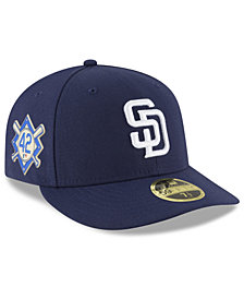 New Era San Diego Padres Jackie Robinson Day Low Profile 59FIFTY FITTED Cap