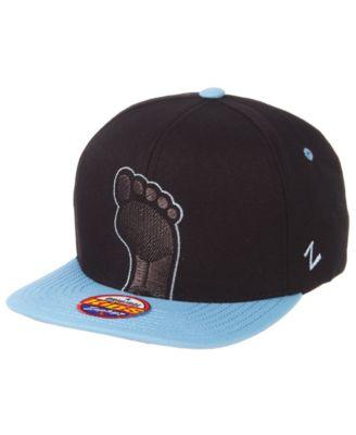 Adjustable NCAA Zephyr North Carolina Tar Heels Mens The Supreme Hat Gray