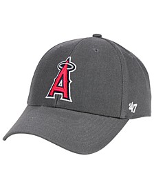 Los Angeles Angels Charcoal MVP Cap