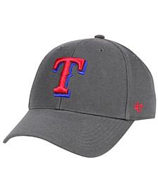 Texas Rangers Charcoal MVP Cap