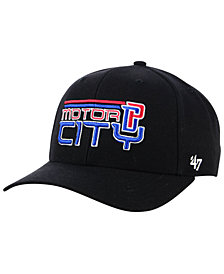 '47 Brand Detroit Pistons All Region MVP Cap