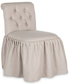 Quele Tufted Vanity Chair